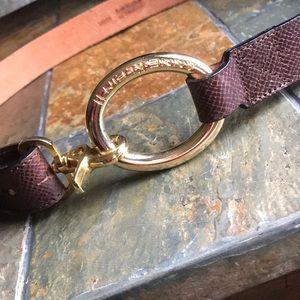 Accessories - Anne Klein Leather Belt
